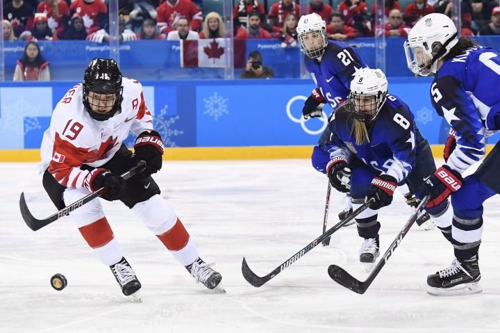 NHL players voice support for launching women's pro hockey league   Globalnews.ca
