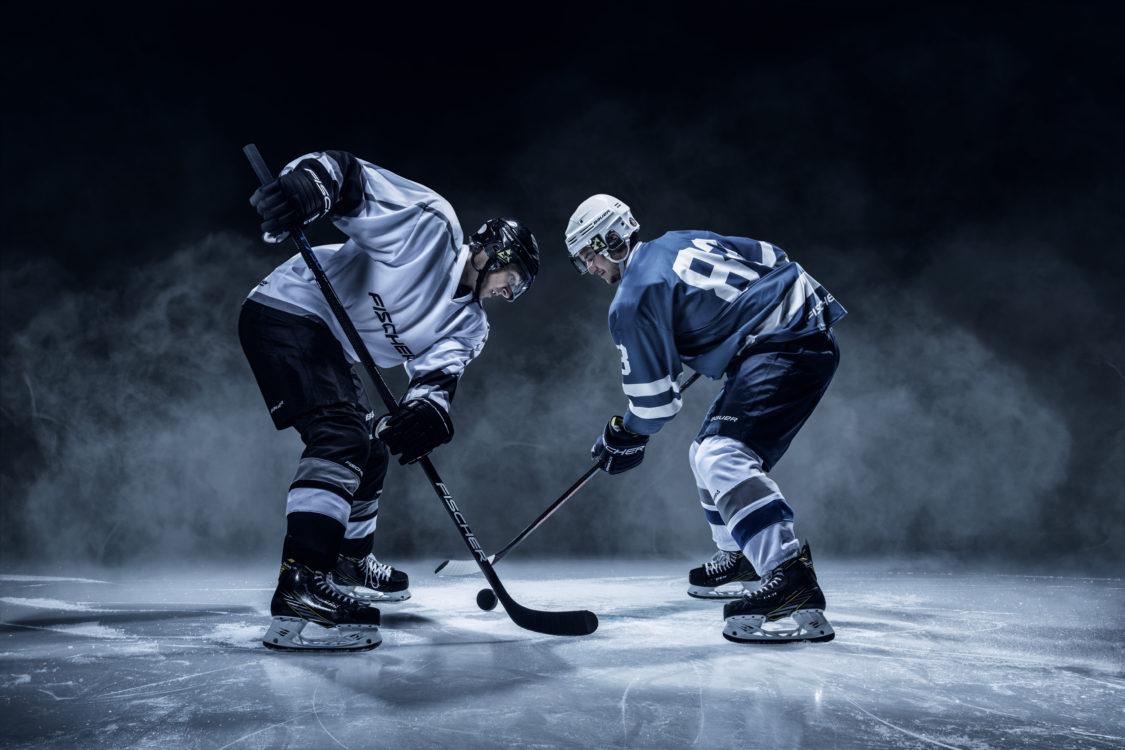 Catalog Shoot for Fischer Sports Hockey – Image campaign   broncolor