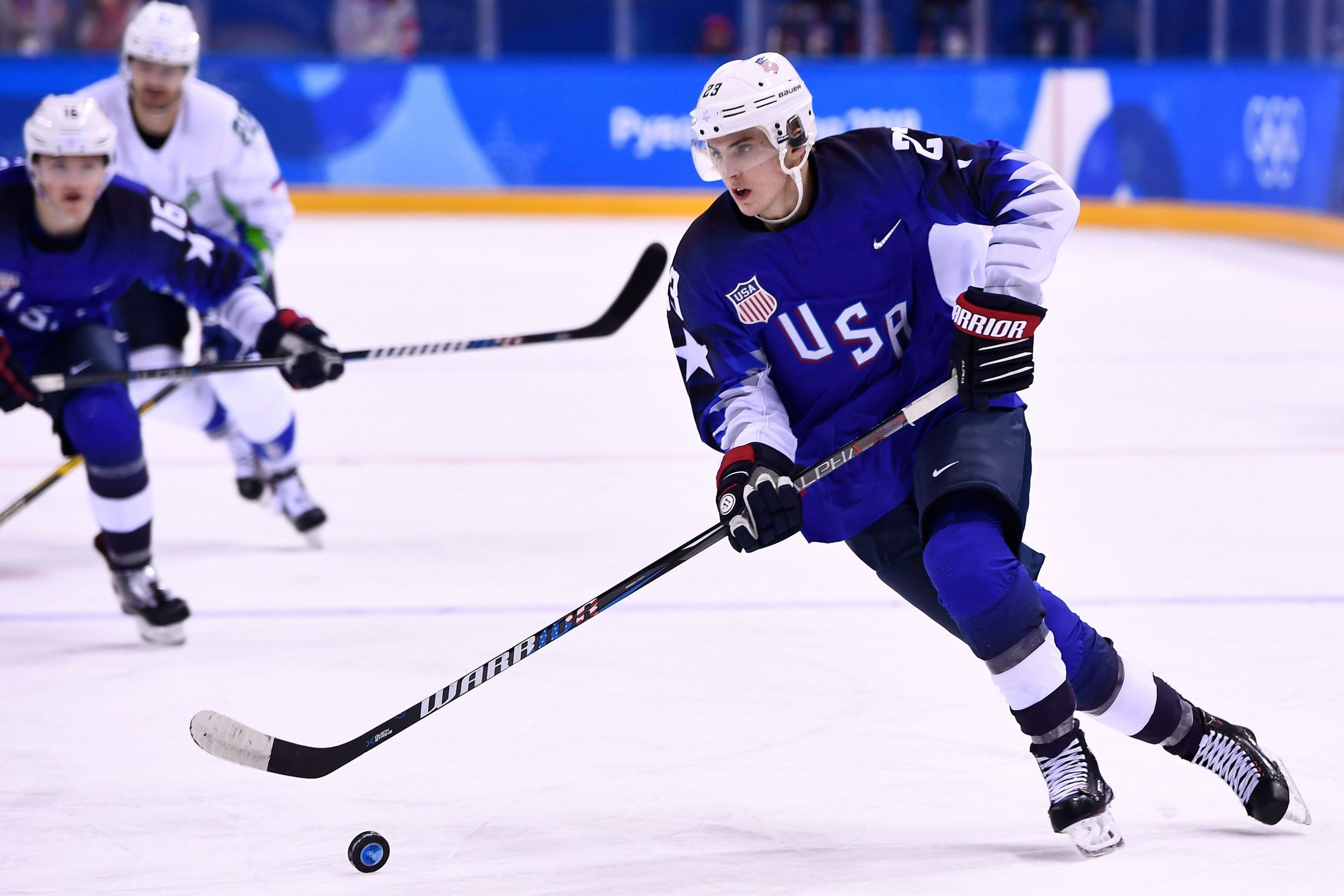 Let's be real, Team USA's men's Olympic hockey squad isn't good – The Denver Post
